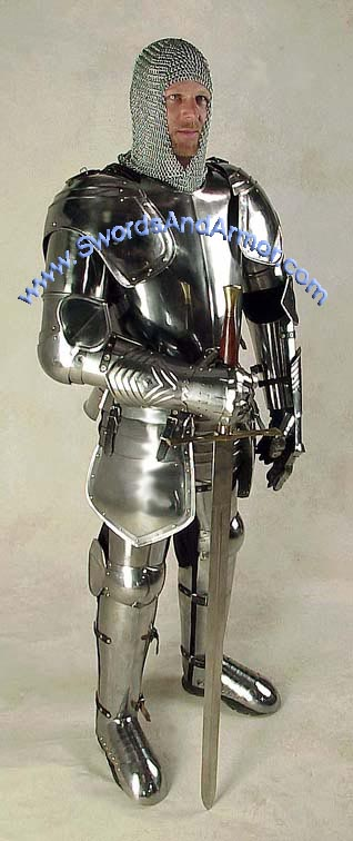 Dragon Slayer Suit of Armor, Wearable
