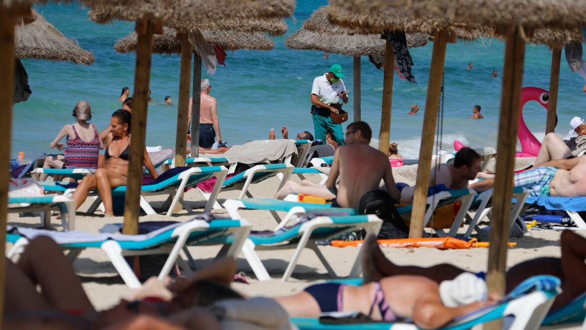 corona urlaub 2020 spanien risikogebiete anstieg der corona zahlen auf mallorca auswartiges amt warnt vor reisen sudwest presse online