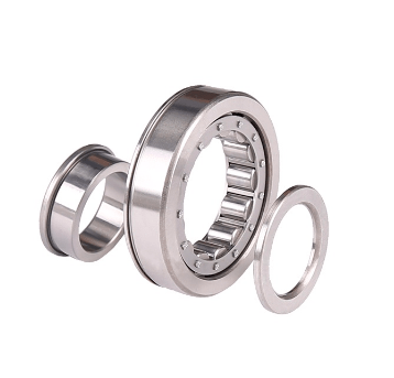 Cylindrical roller bearings NUP-type