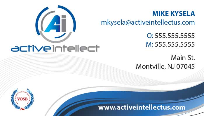 Business cards activeintellect business card reheart Image collections