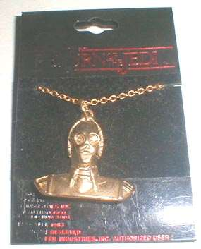 C-3PO Necklace