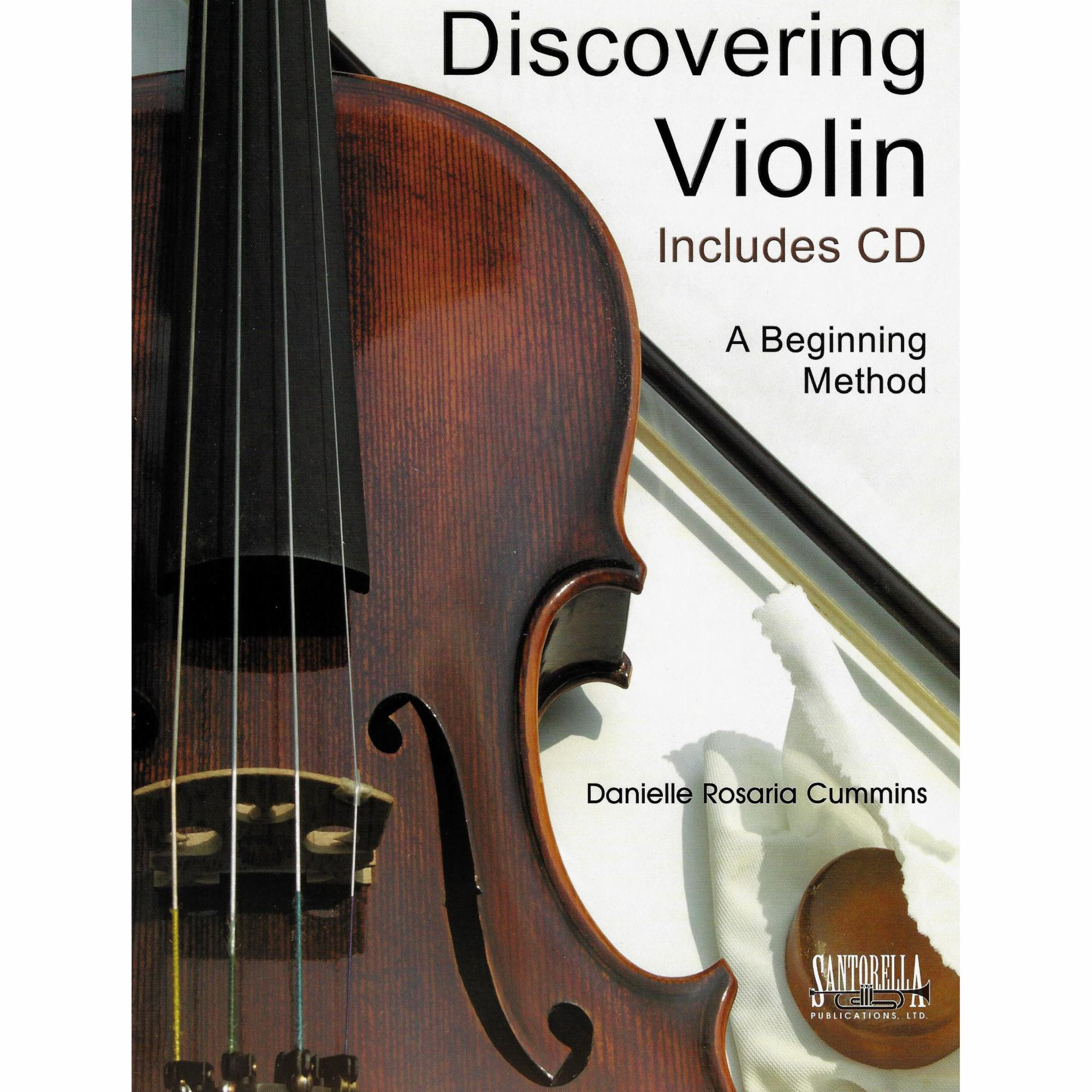 Discovering Violin: A Beginning Method