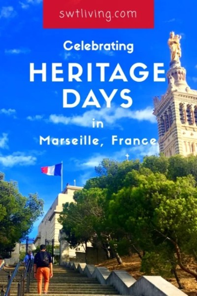 Celebrating Heritage Days in Marseille, France