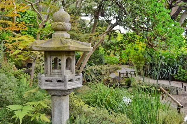 Japanese garden, Rothschild Villa, Nice, France
