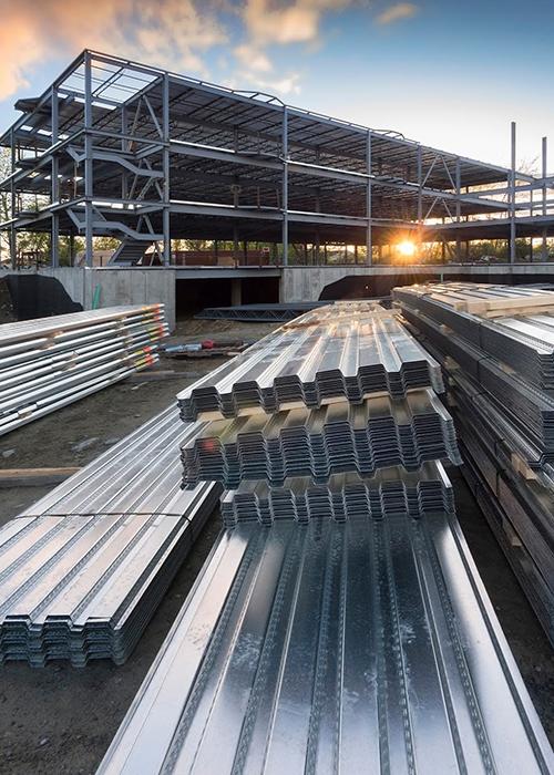 SWUK Steel Decking