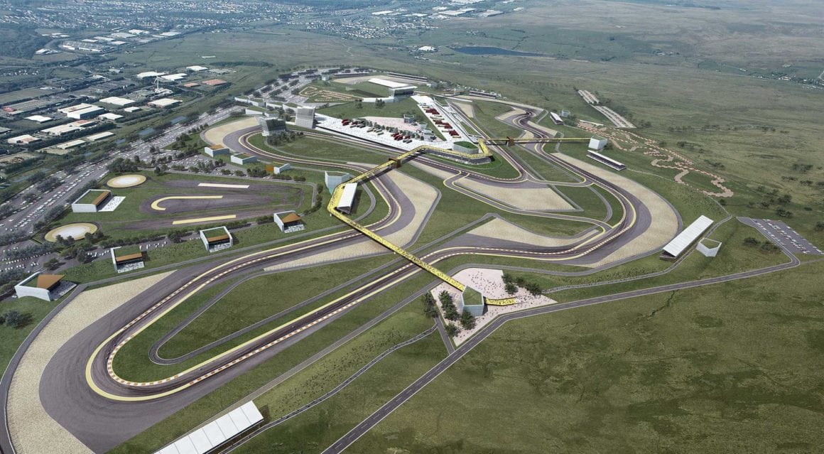 Circuit of Wales will be 'more than just a racetrack' says project chief