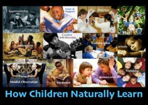 How children learn naturally – Public Schools need to pay attention
