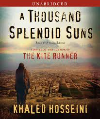 """A Thousand Splendid Suns"" Pre-AP for Sophomores (15 year olds)"