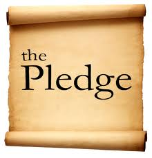 To Pledge or Not to Pledge….how did Ms. Jones & Mr. Reykdal answer?