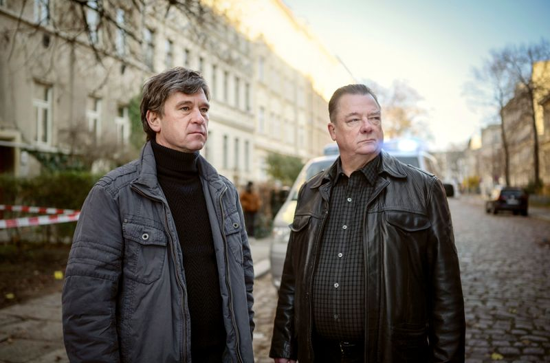 Polizeiruf 110 Ddr : Ostfilm Peter Borgelt Peter Borgelt