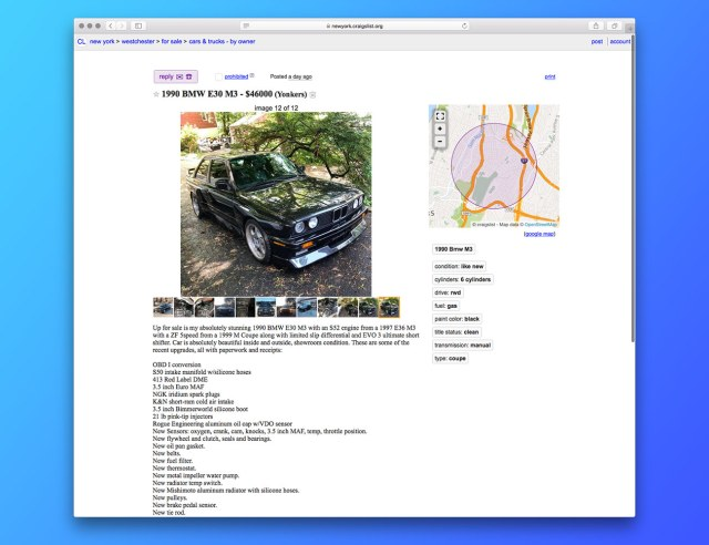 How to Sell a Used Car On Craigslist