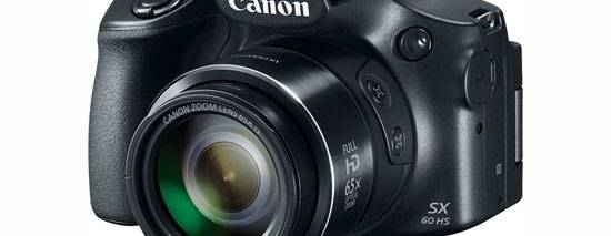 Canon SX60 HS Camera