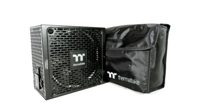 ThermAllake Tendpower GF1 1000W电源审查