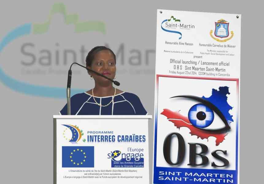 OBS Launching Ramona speech