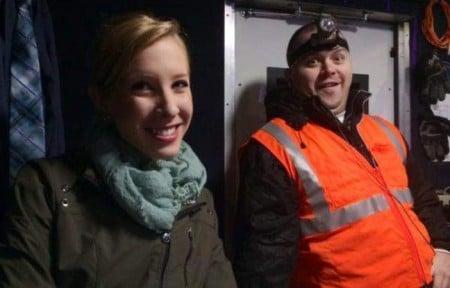 Les journalistes Alison Parker et Adam Ward ont été tués le 26 août en plein direct, en Virginie. - WDBJ7