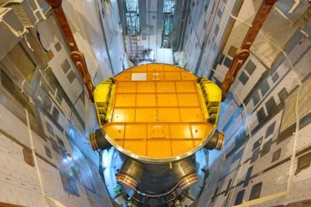 Cuve réacteur de Flamanville