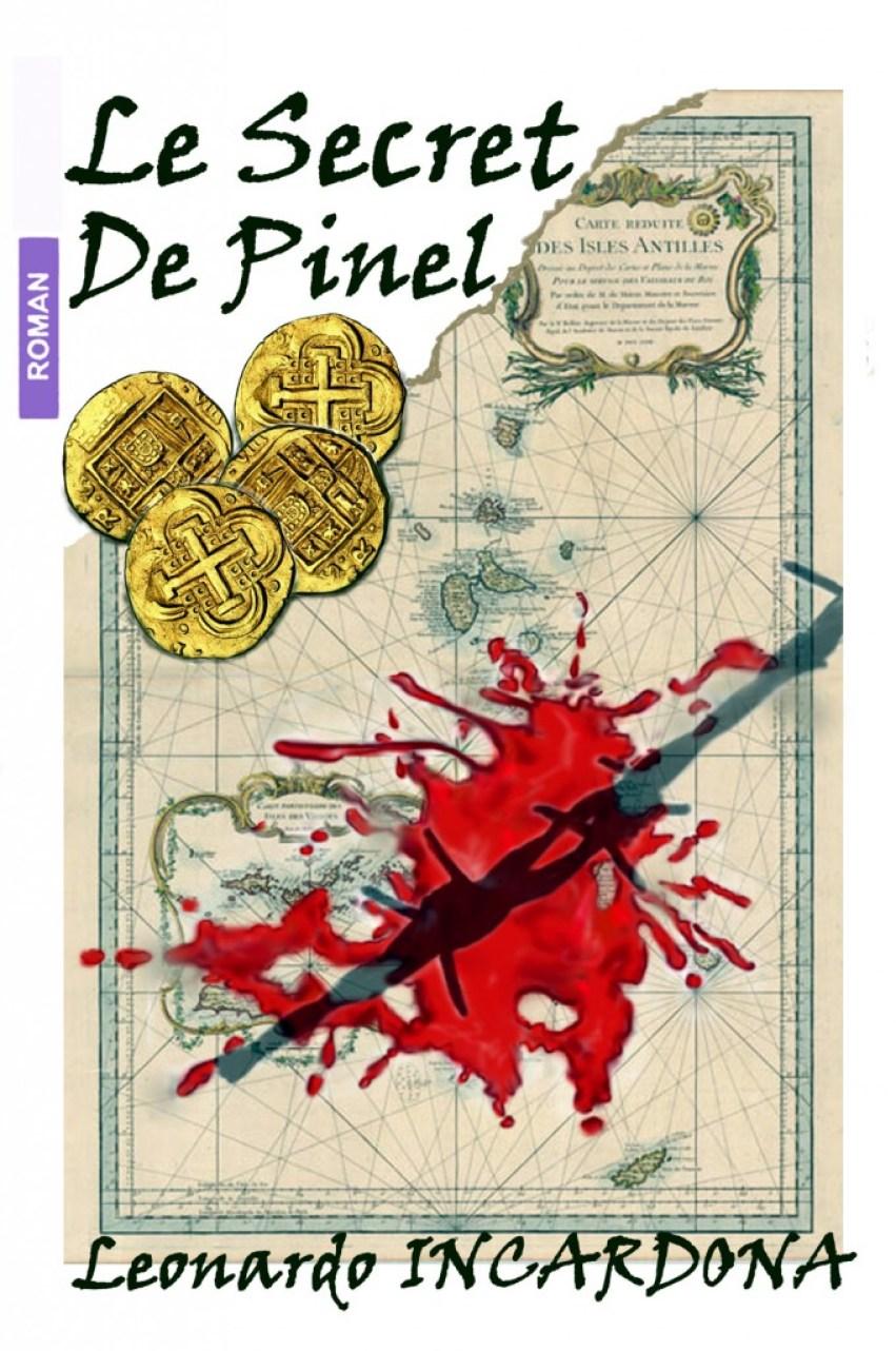 Couv Le secret de Pinel 300ppp