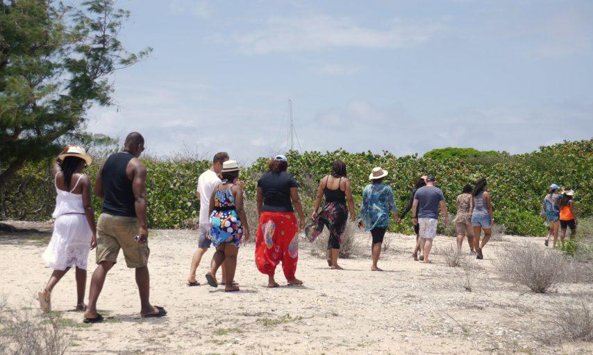 Formation tourisme Visite Tintamarre