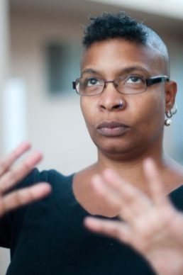 "Nalo Hopkinson, the Canadian science fiction writer has ""an imagination that most of us will kill for."""