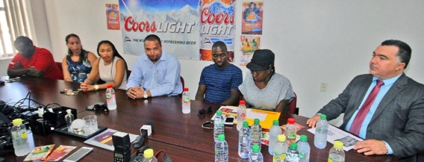 Selon les organisateurs, le festival Coors Light SXM Best Weekend est considéré comme le festival majeur d'envergure internationale à Saint-Martin/Sint-Maarten.