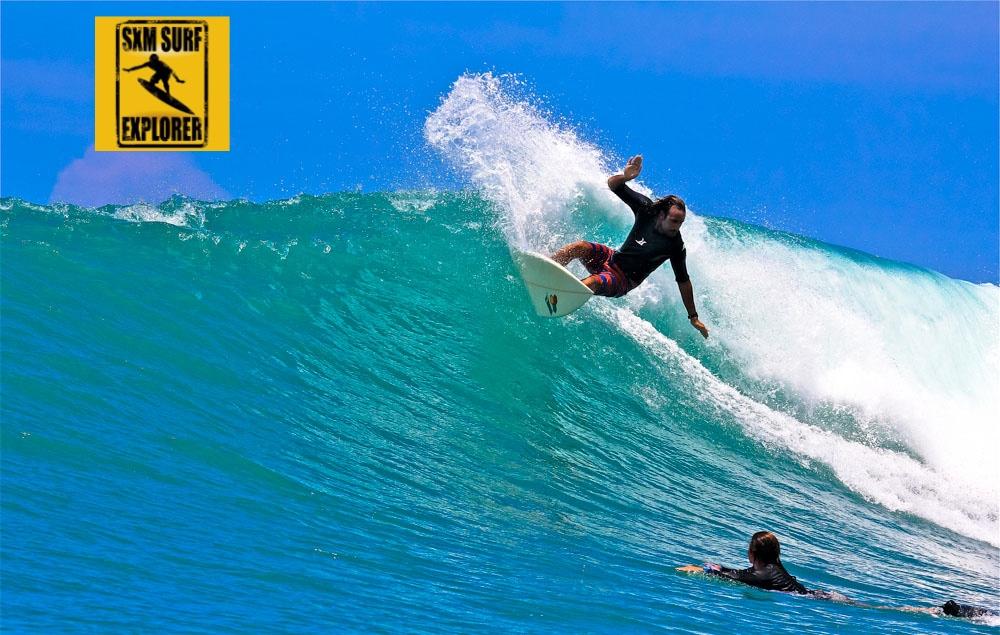 Lancement de SXM Surf Explorer