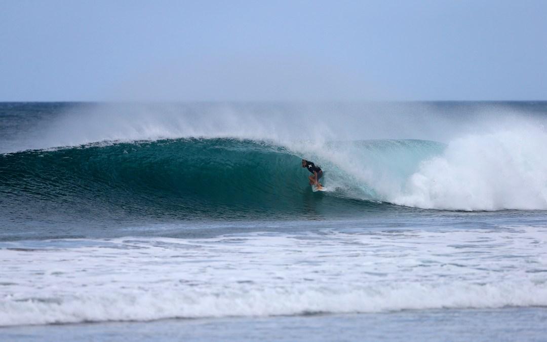 Nicaragua surf trip video footage 2015