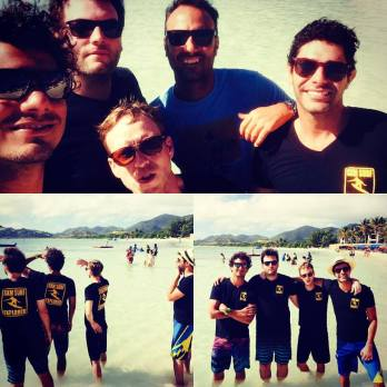 SXM-Surf-Explorer-The-boy'z-Merry-Christmas-Galion-beach-SXM