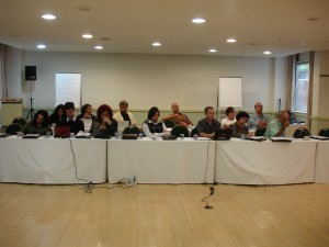 Latin American Dialogue participants