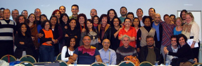 Latin American Dialogue participants