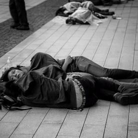 Sleep-in ©Ryan Moore