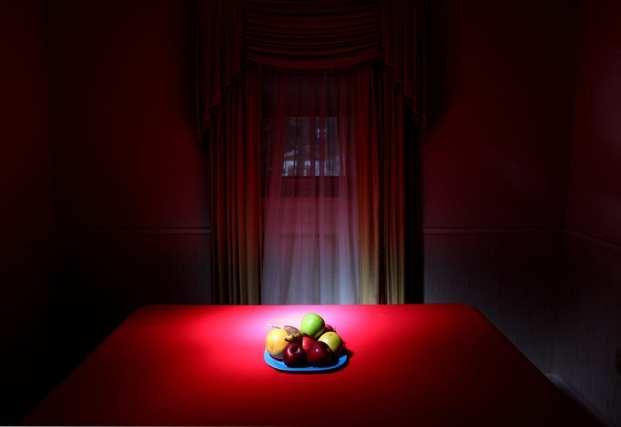 Red Table ©Jody Fausett