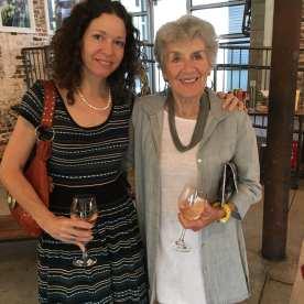 Lucina Bunnen, Photographer, and Amy Miller, Director of Atlanta Celebrates Photography