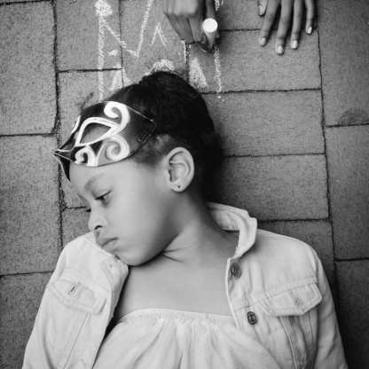 Layla's Crown ©Kristen Emack