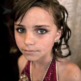 Young Girl ©Sandra Chen Weinstein