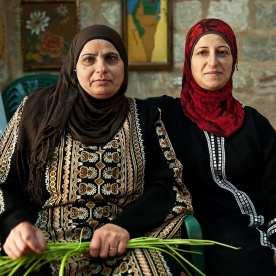 Women of Palestine ©Sandra Chen Weinstein