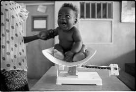 Children are the reward of life. Congolese Proverb ©Betty Press