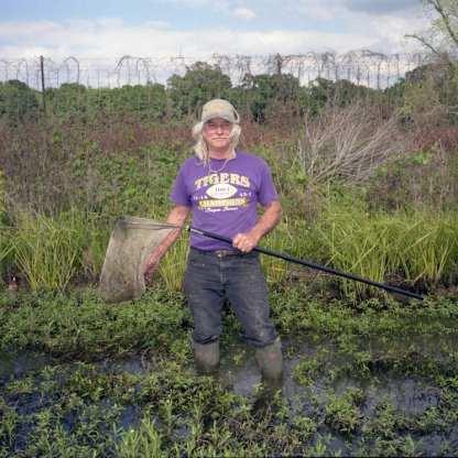 Chuck, Hwy. 61, Louisiana ©Jill Moore