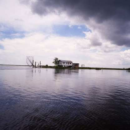 Pointe Aux Chene, Louisiana ©Jill Moore