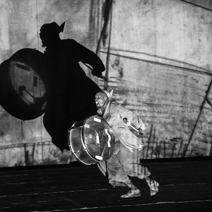 The Load by William Kentridge, performed at the Park Avenue Armory ©Stephanie Berger