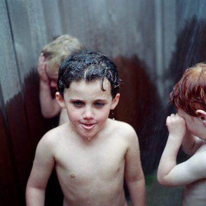 Shower ©Stephanie Berger