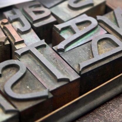 letter blocks ©Marla Puziss