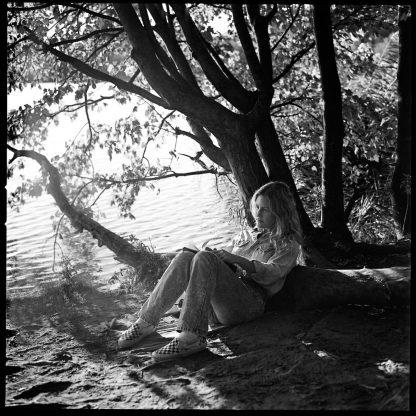 Ali, Prospect Park Lakeside ©Kent Meister