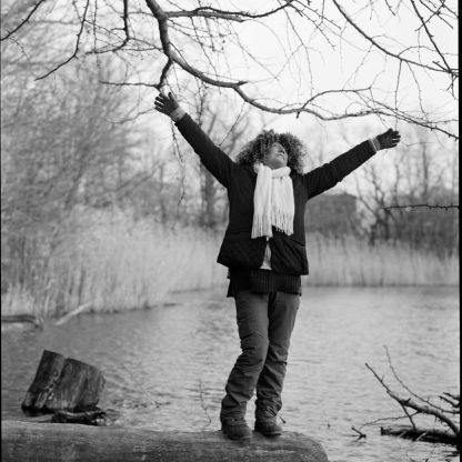 Laura, Prospect Park Lakeside, 2020 ©Kent Meister