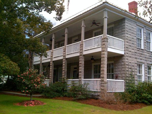 Front Corner Rose Lovell House St. Mary's