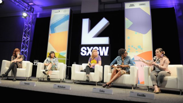 WireImageTheFemaleVoicesofFilmTwitterByNicolaGell-640x360 The Female Voices of Film Twitter Featured Session Moderated by Alicia Malone at SXSW 2018 [Video] Festival