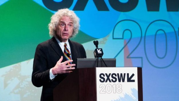 Steven-Pinker-Photo-by-Will-Blake-640x360 Harvard Professor Steven Pinker on Tech and the Human Condition at SXSW 2018 [video] Festival
