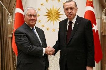 اتفاق تركي أمريكي لحل الخلافات بين البلدين
