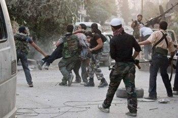 """الشاب """"حسام حوراني"""" من أبناء مدينة بنش بريف إدلب قُتل إثر اقتحام عناصر من """"هيئة تحرير الشام"""" منزله في مدينة بنش"""