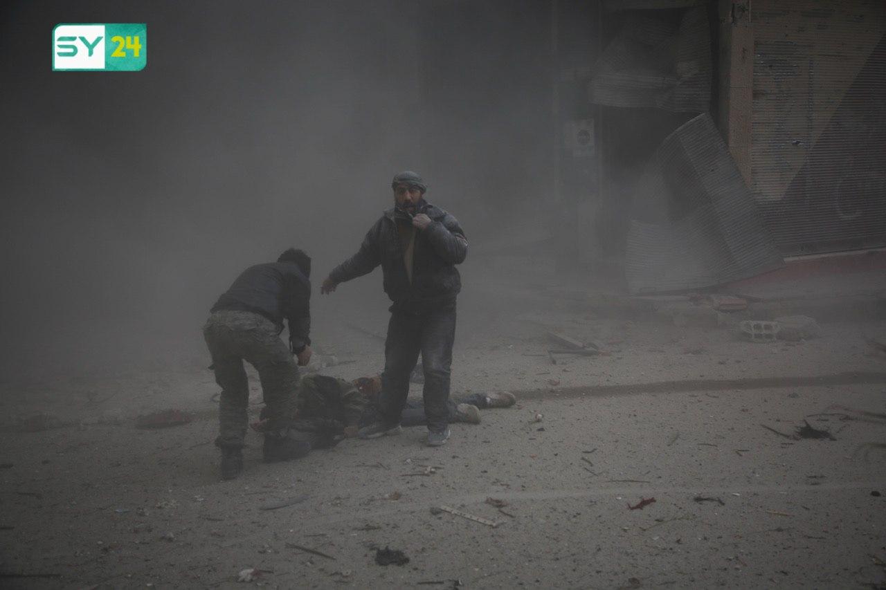 سبب مأساة السوريين!