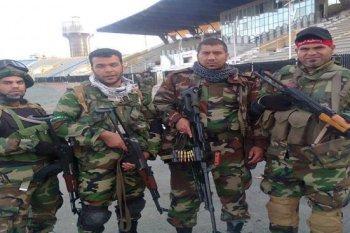 قوات النظام في ملعب العباسين